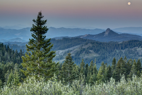Pilot Rock. A hidden Gem in America's Pacific Northwest is the Cascade-Siskiyou National Monument in Oregon. Click Image to see Bob Wick's 3 photos at America's Great OUtDoors.