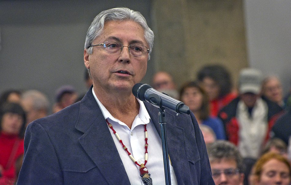 Klamath Tribes Chief Don Gentry