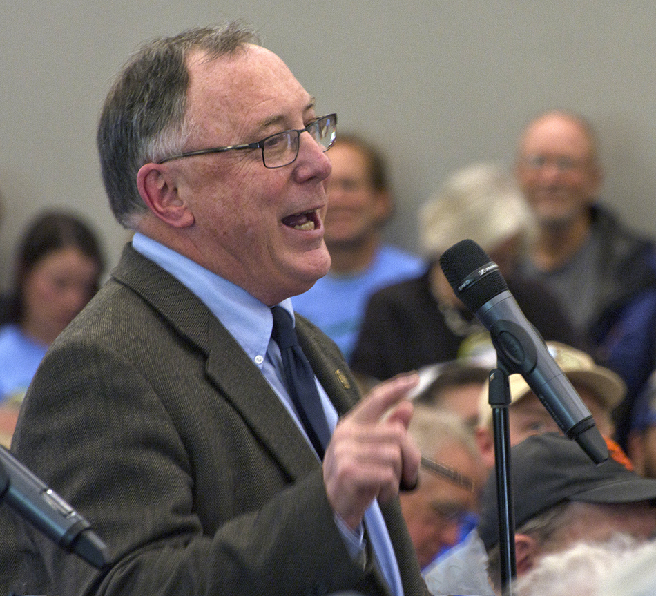 Rep. Peter Buckley, Ashland,