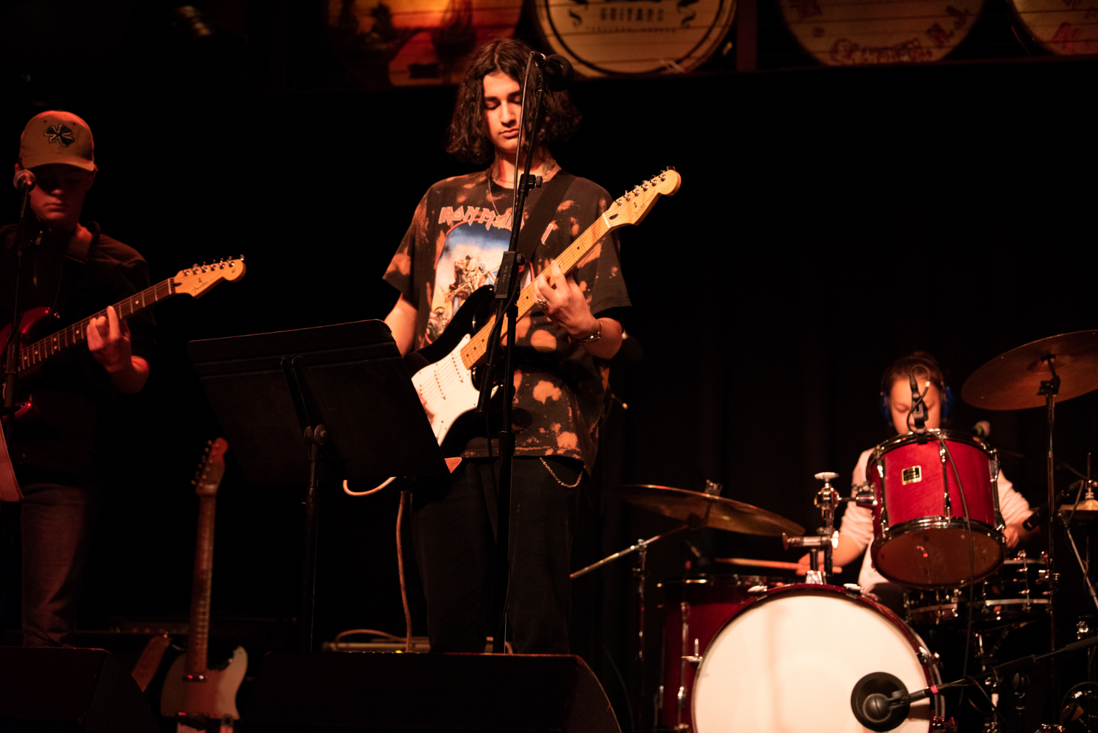 PGS Ensemble, The Holographics, perform at Mississippi Studios