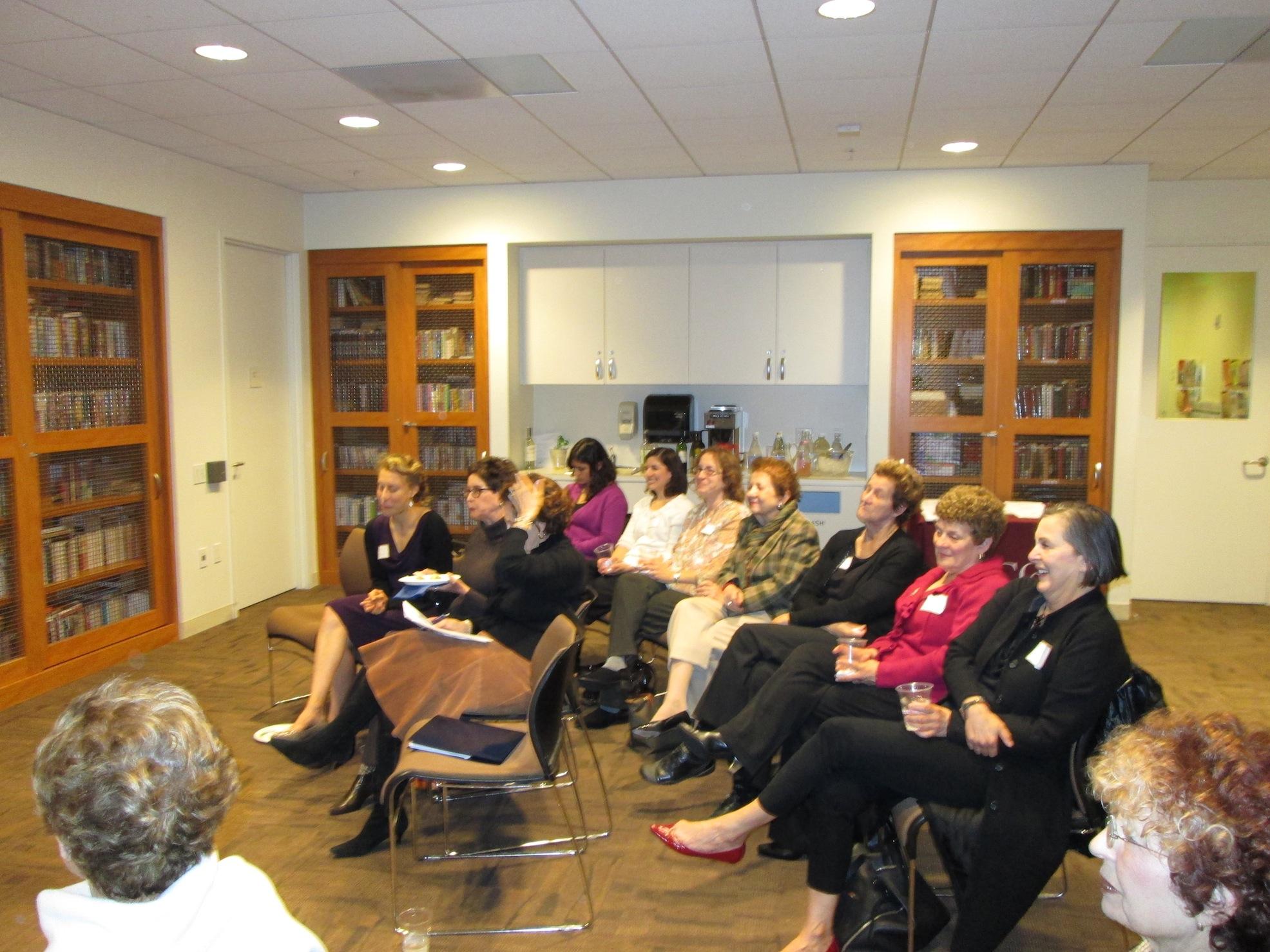 Regional Meeting with Nancy Kaufman12_Nov 8, 2012.JPG