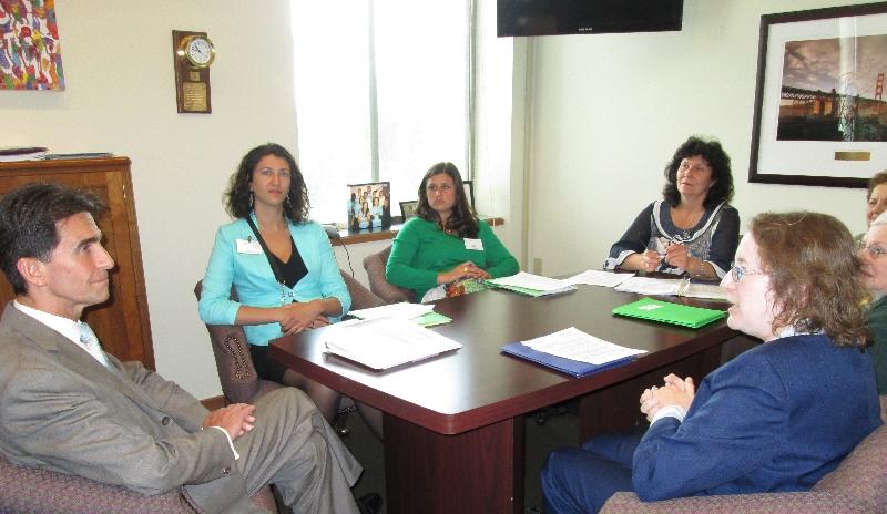NCJW_Lobby_Day_May_7_2013_Sacramento_7_Senator_Mark_Leno_38048ed.JPG