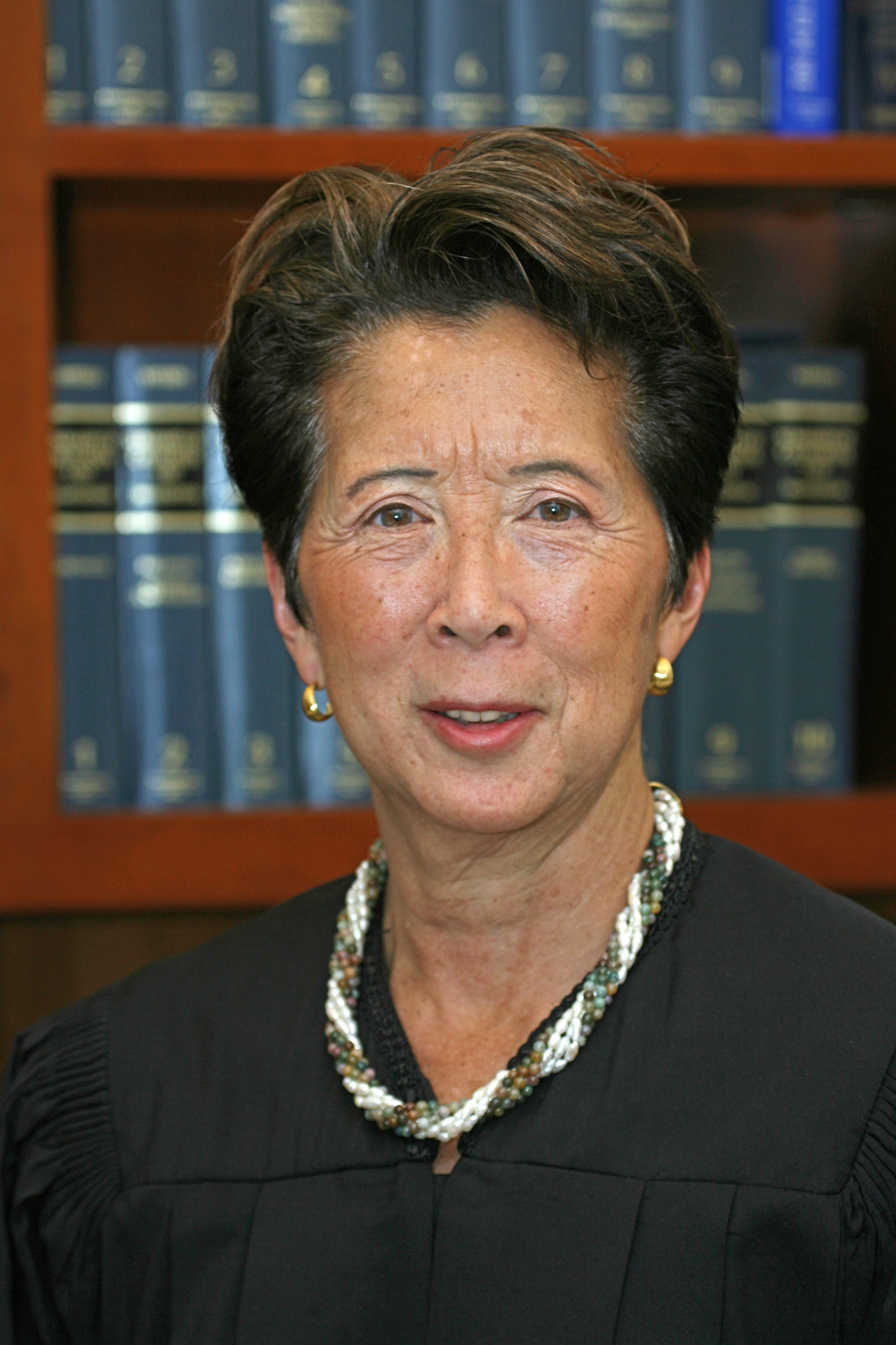 hannah g. solomon award  - Honorable Cynthia Ming-Mei Lee, Judge of the San Francisco County Superior Court