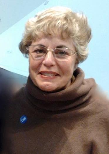 oUTSTANDING VOLUNTEER AWARD  - Sandra Gordon, NCJW Life Member