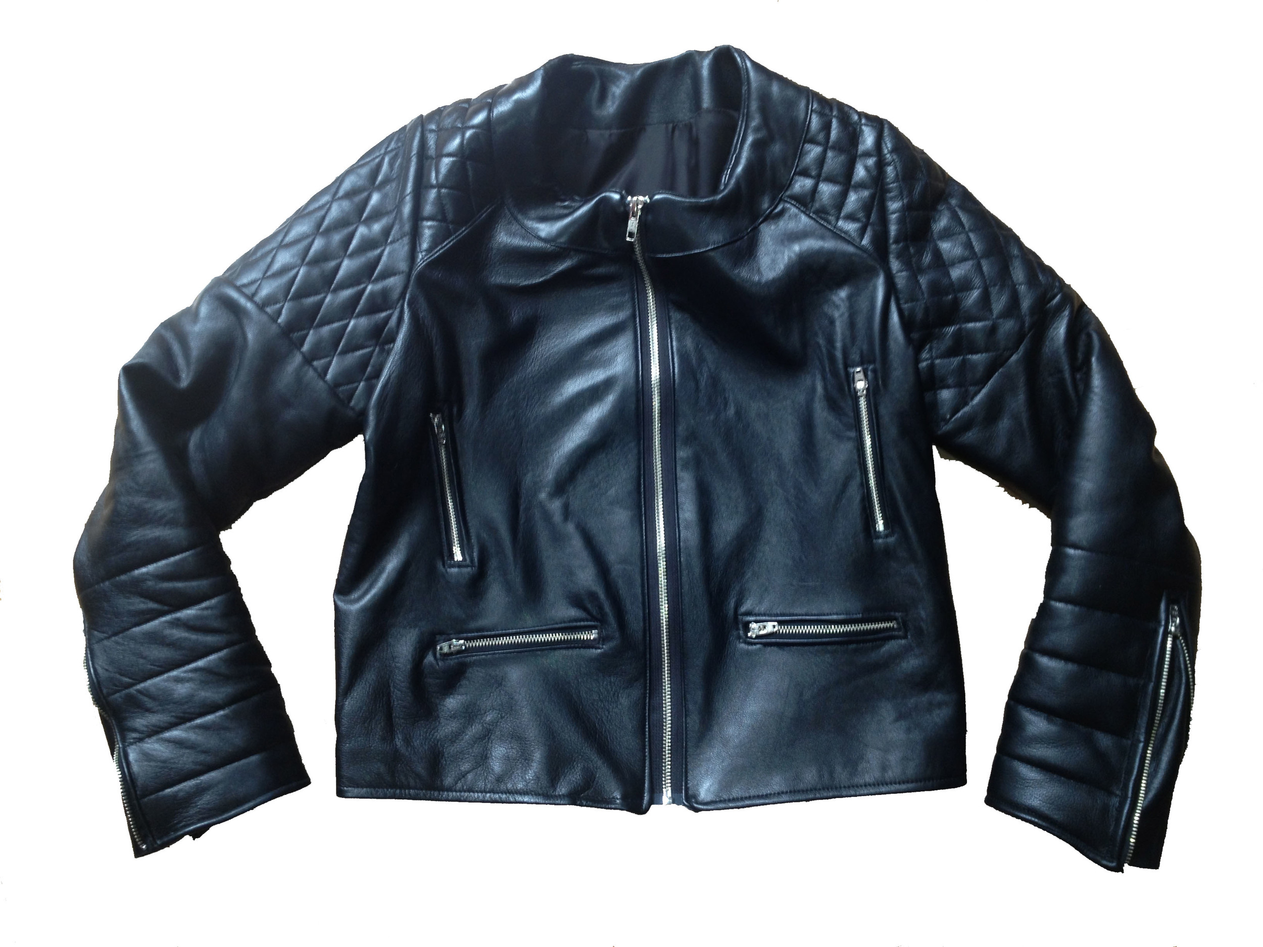 Leather Jacket Front Lay Down.jpg