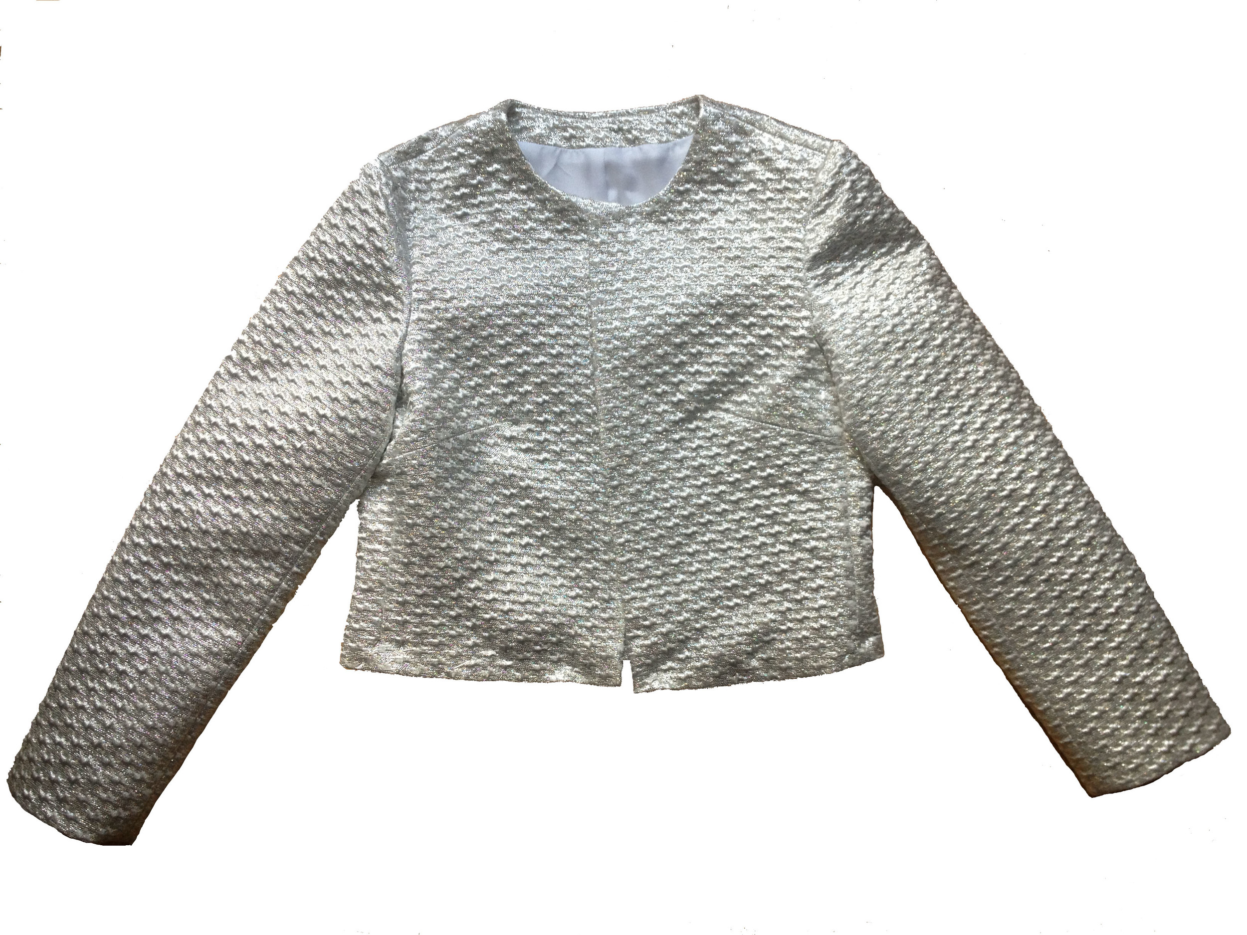 Silver Jacquard Jacket Closed.jpg
