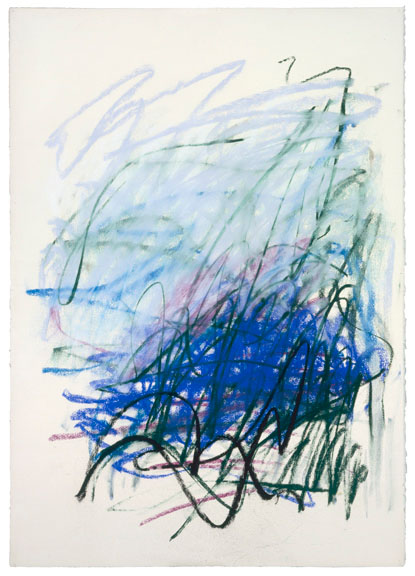 Joan Mitchell, Untitled, 1992.