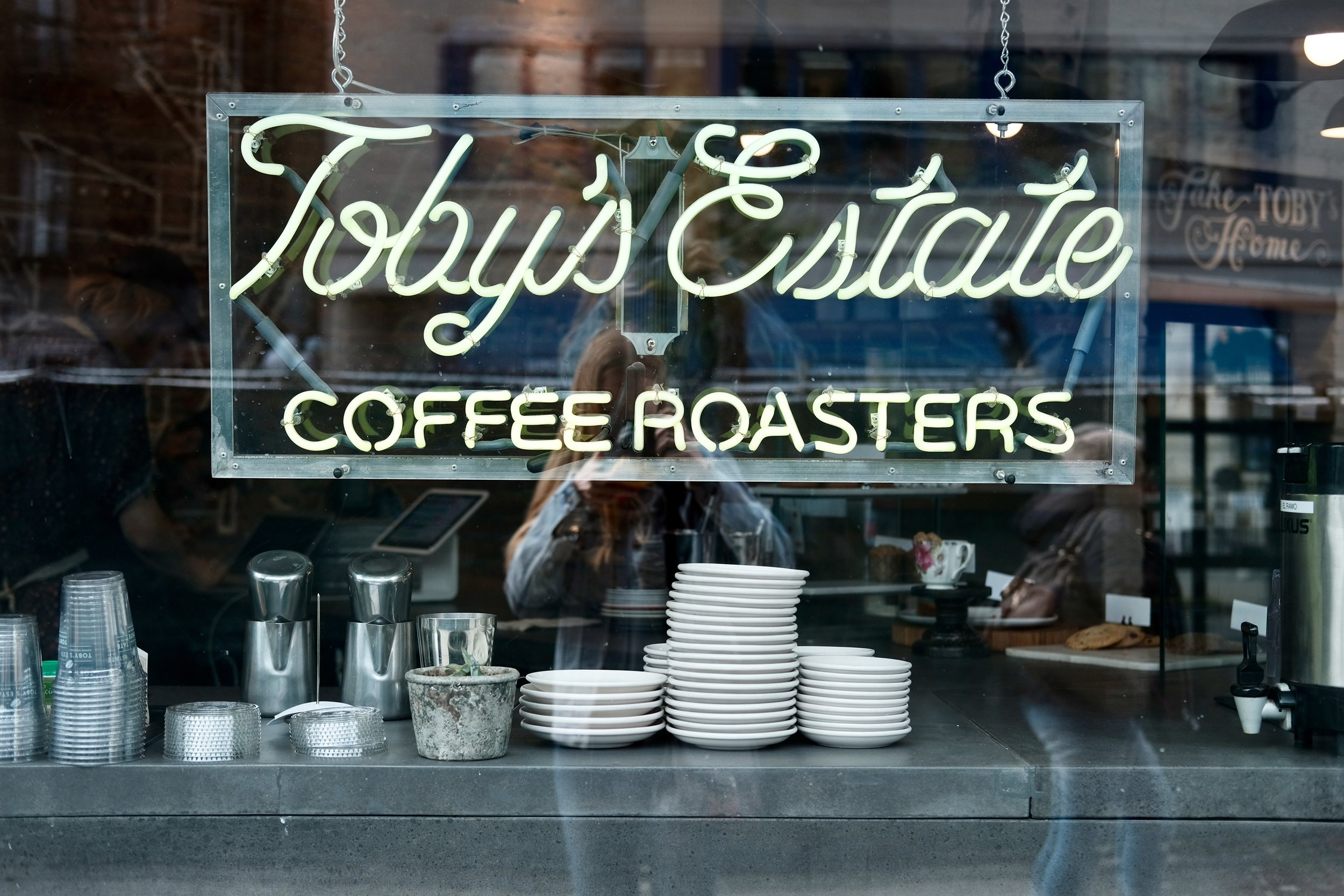 Toby's Estate, West Village, NYC.