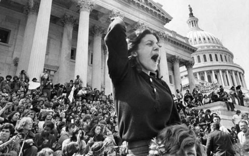Washington D.C., 1971.