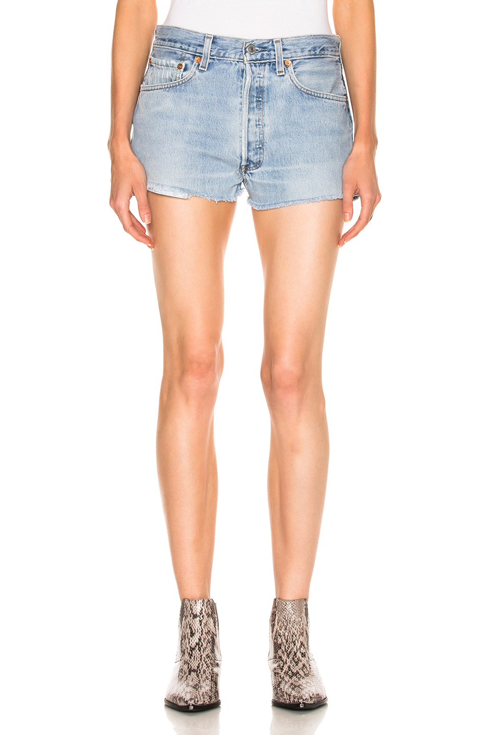 RE/DONE 2 TONE SHORT -