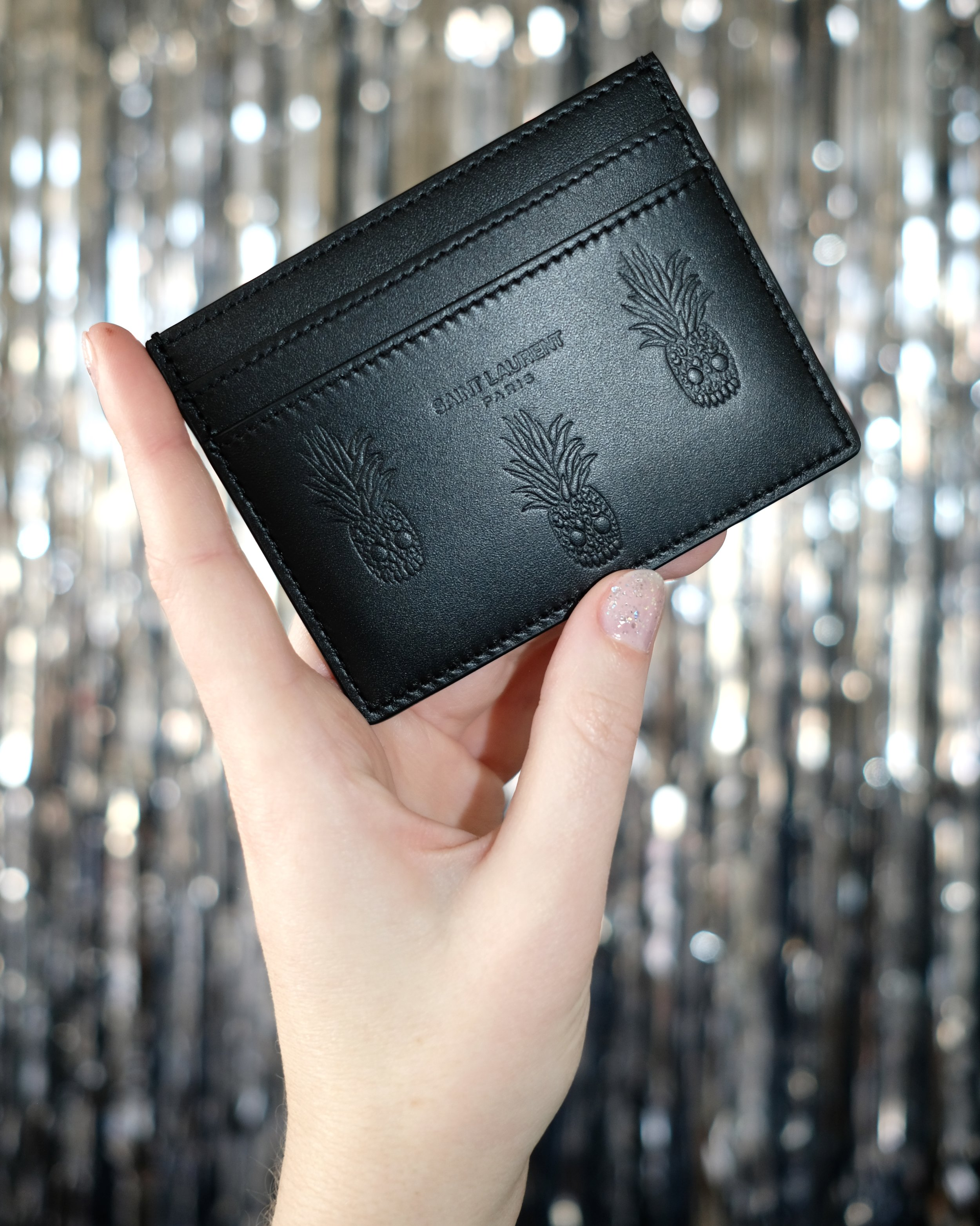Saint Laurent  Card Case
