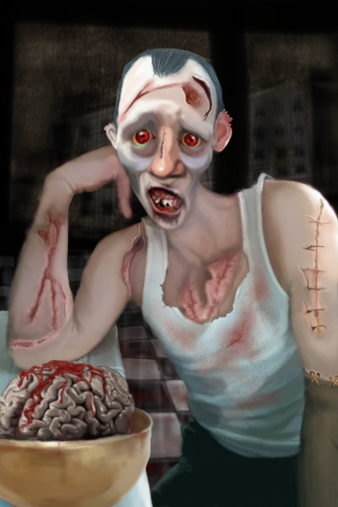 The Reluctant Zombie