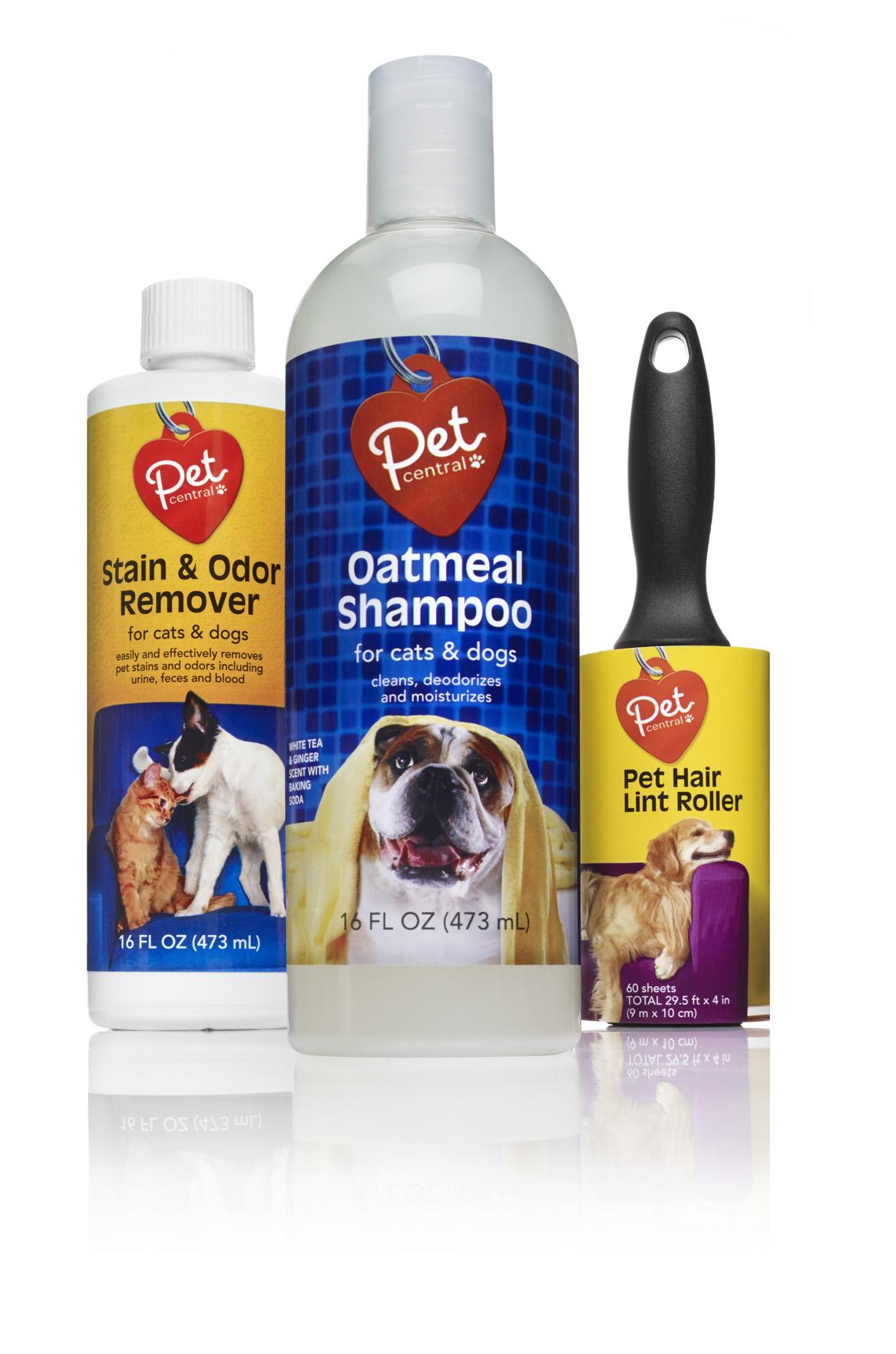 Pet Essentialsrebranding developed for CVS/pharmacy.  Brand development and art direction.
