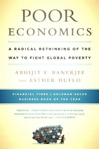 Poor Economics by Esther Duflo