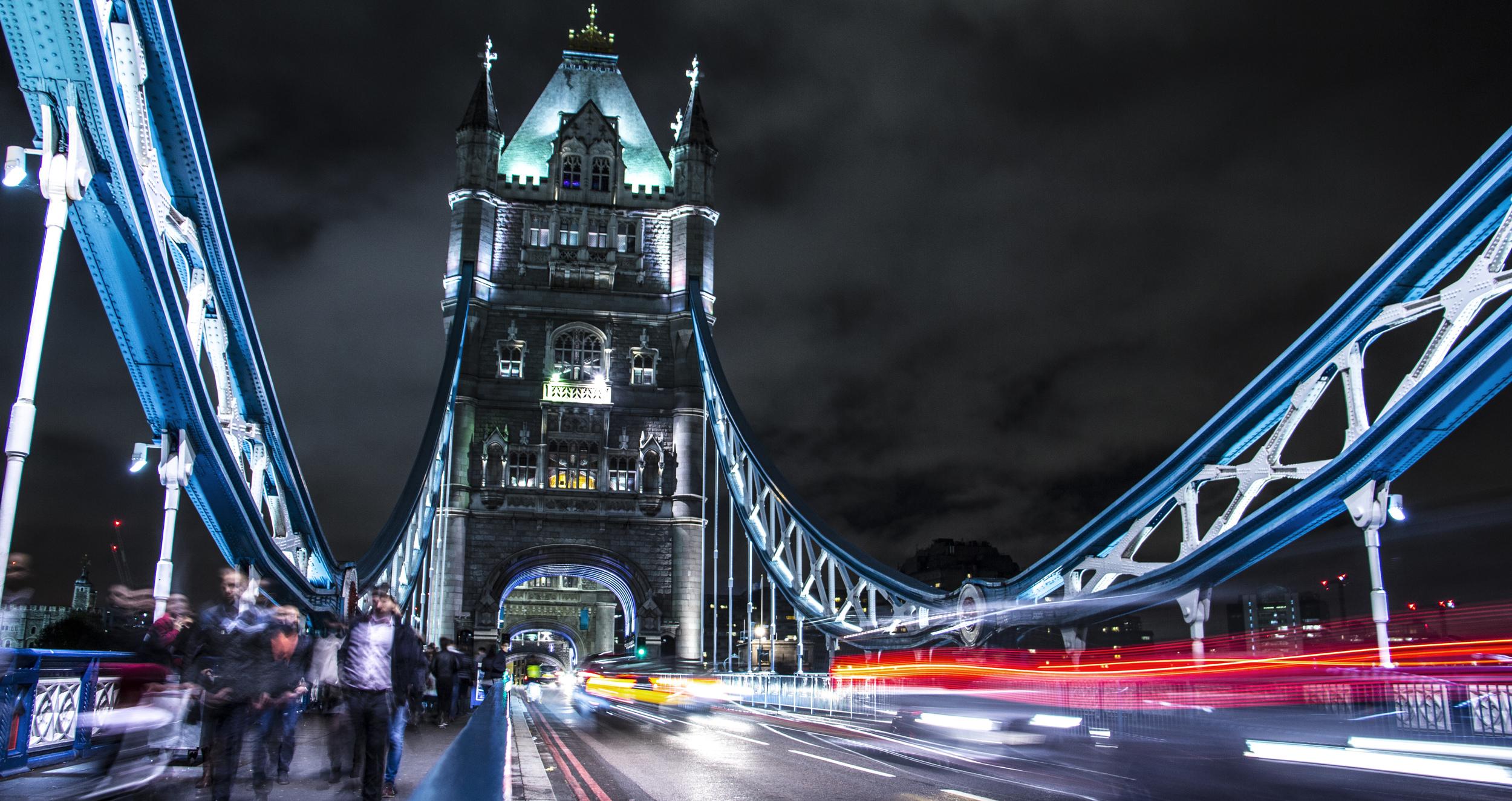Photograph of Tower Bridge, London
