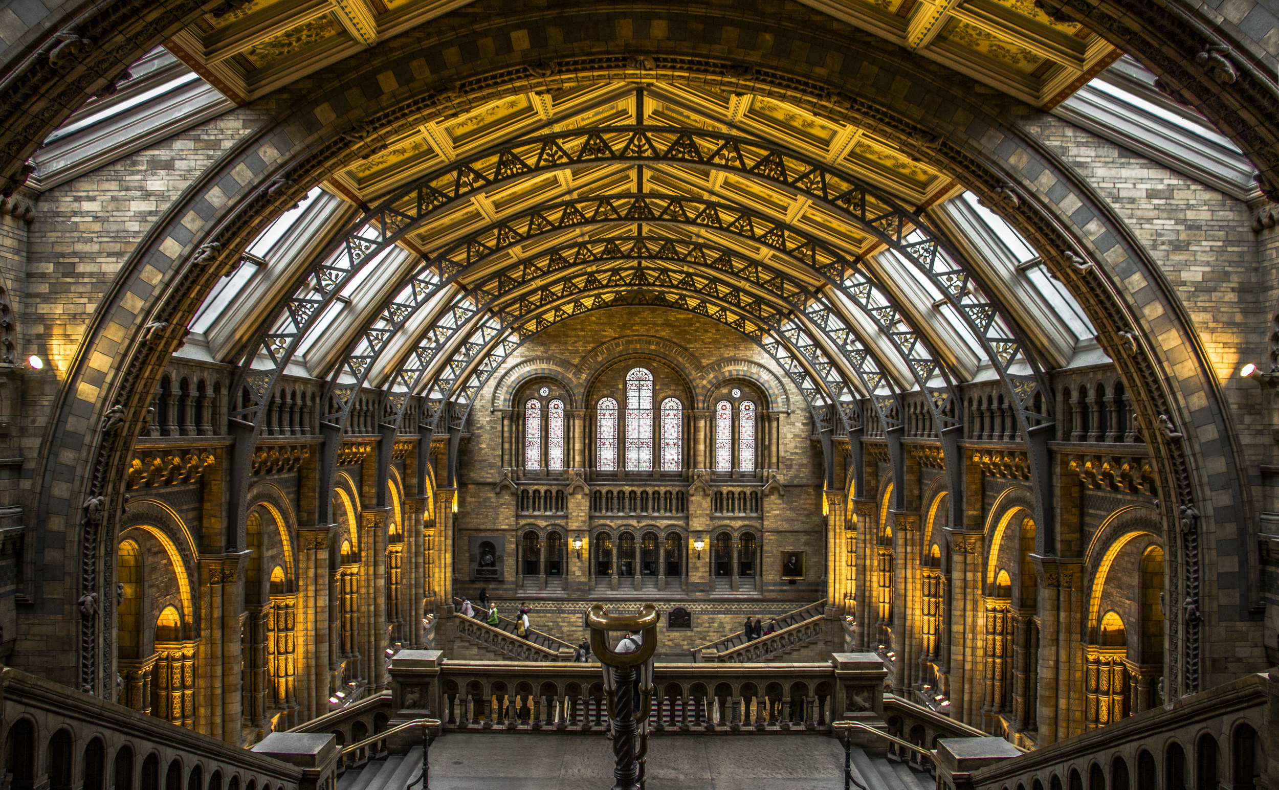 Photograph of National Museum, London