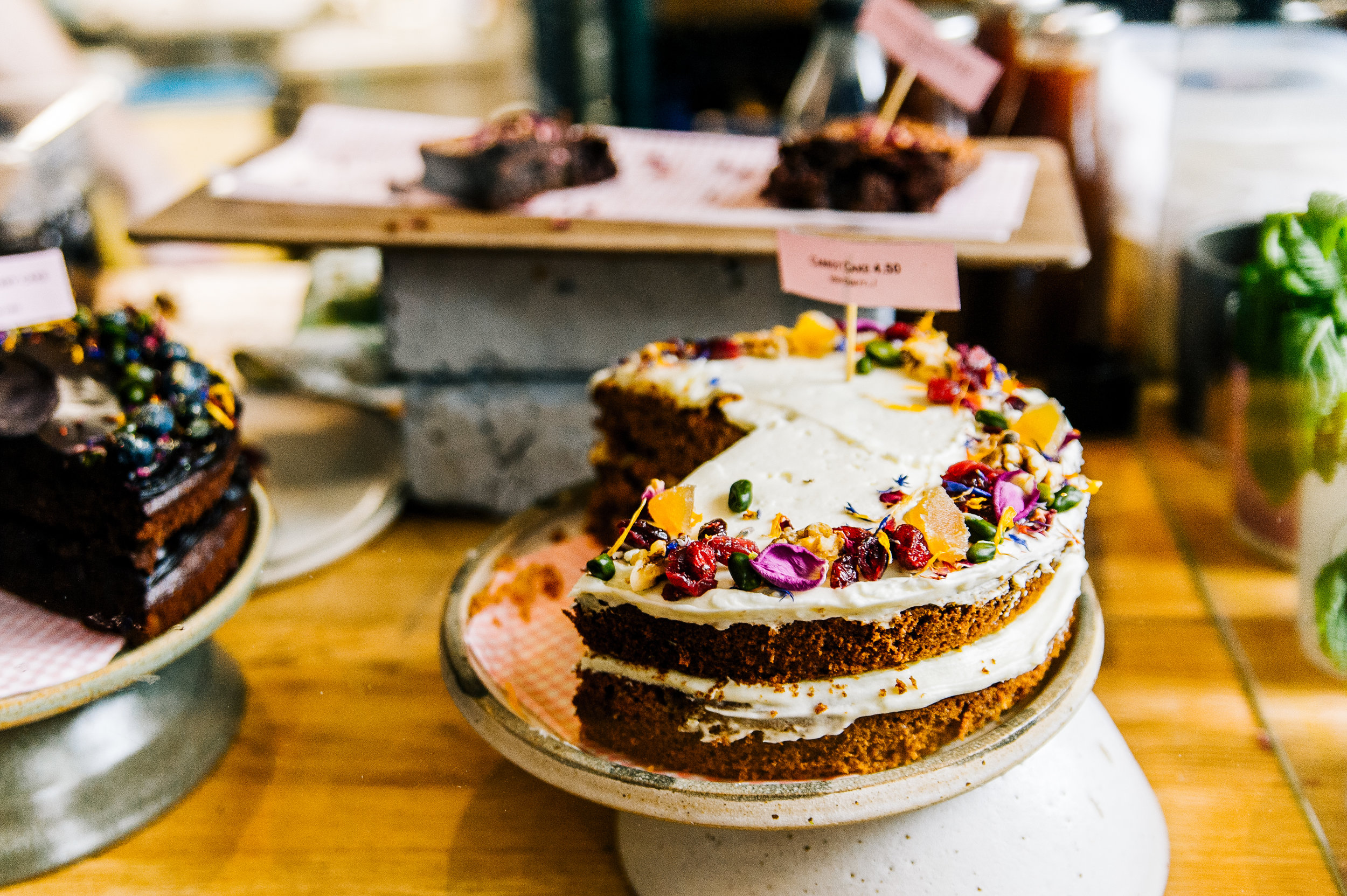 cake tasting wedding events healthy eating