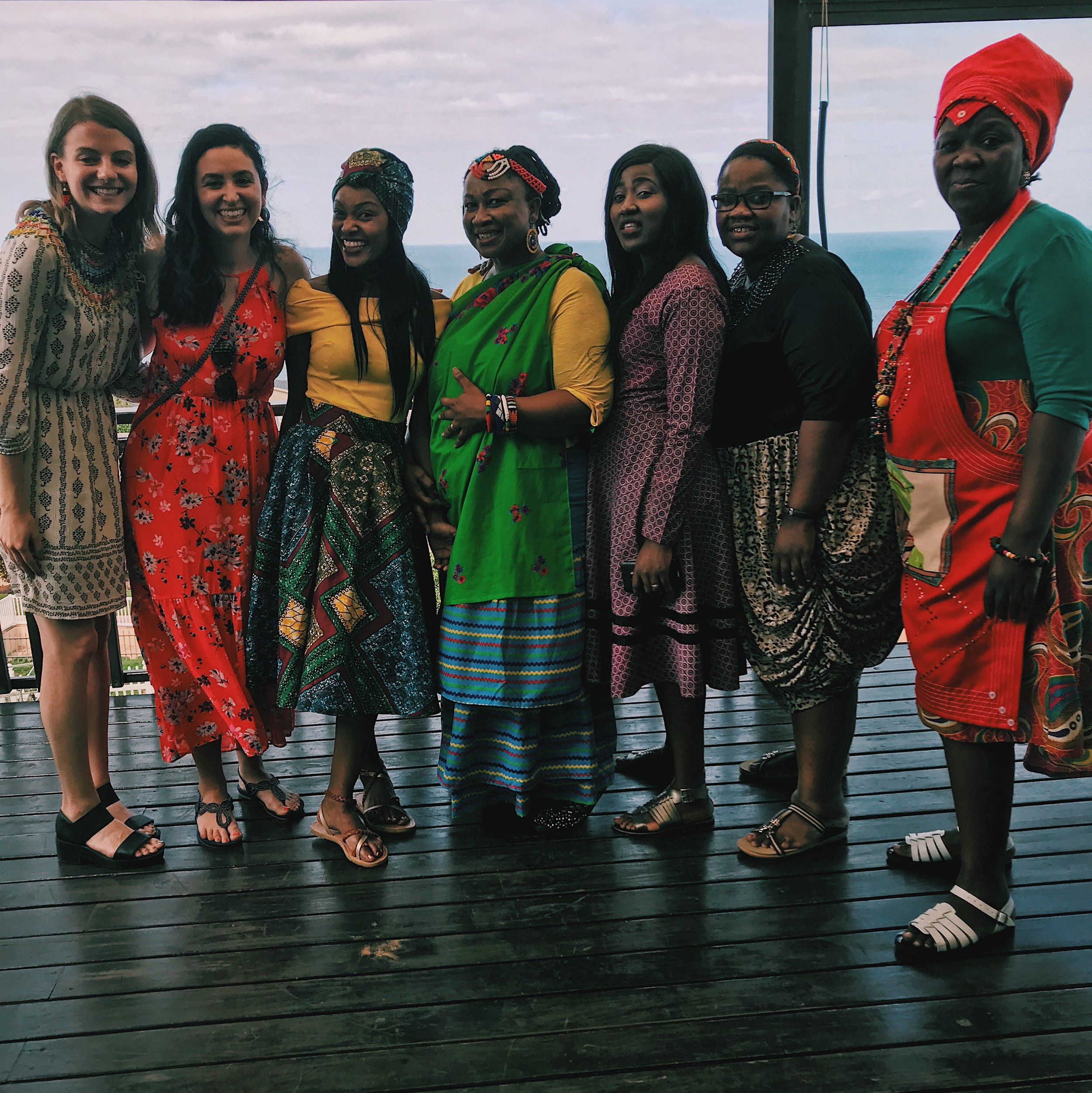 New Friends In Durban