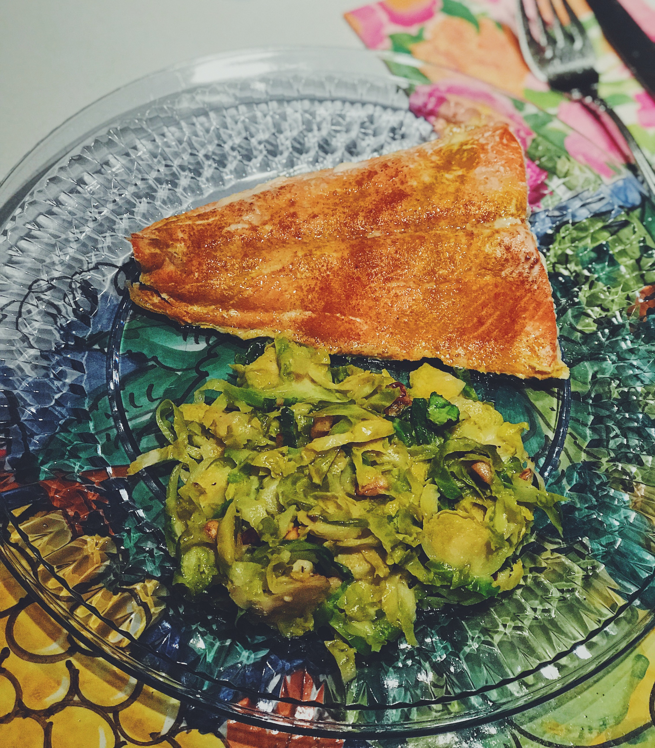 brussel sprouts sautee from trader joes review
