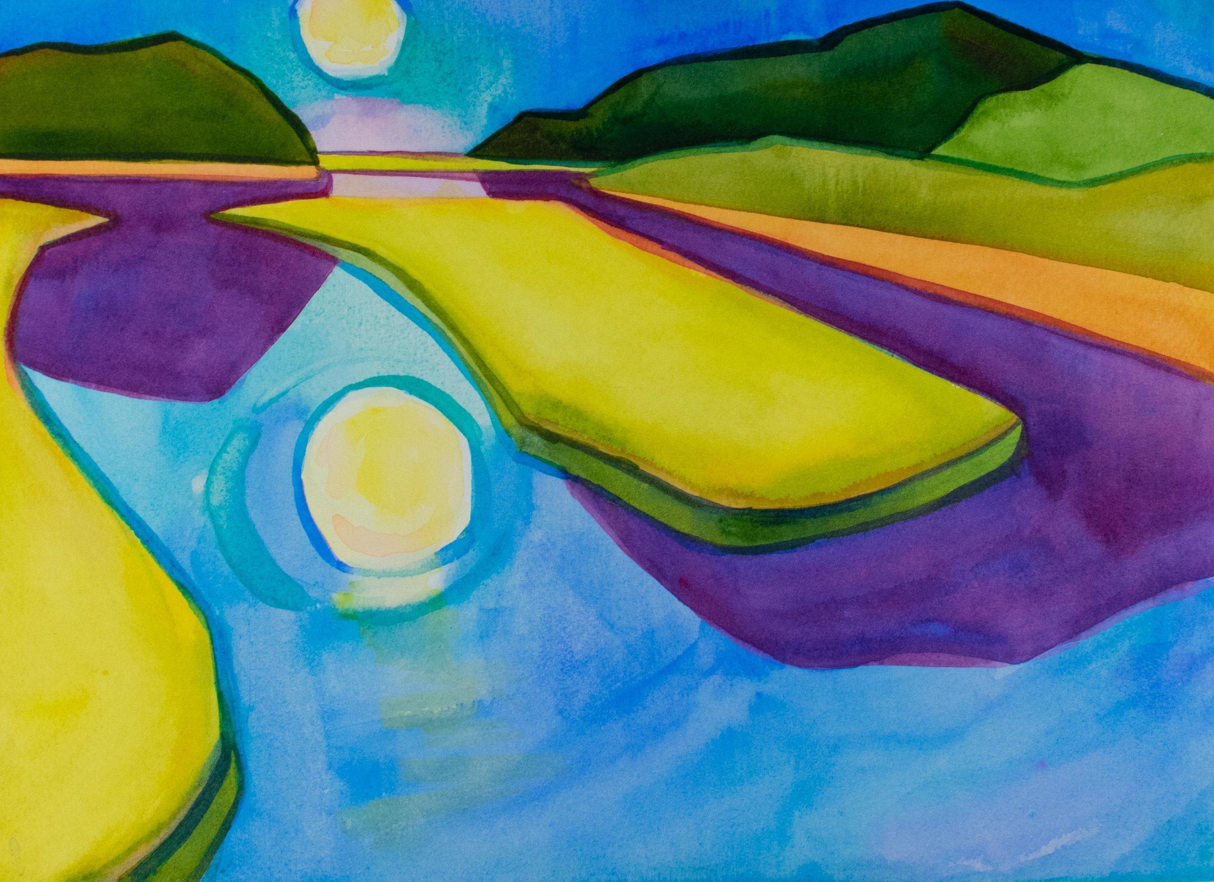 Fresh Pond Marsh I