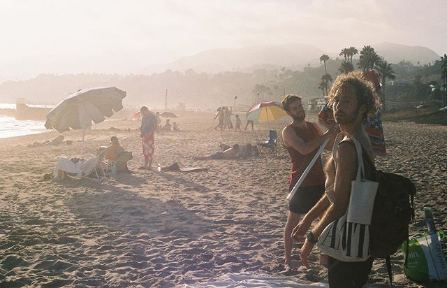 Missing that sea foam. Shout out to this moment captured on #35mm