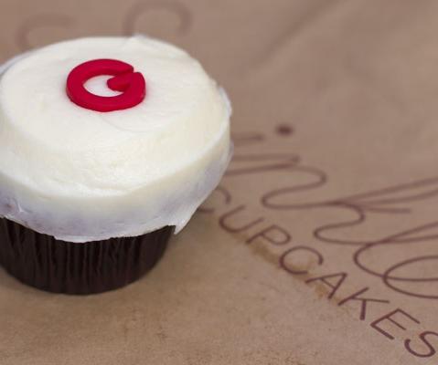gluten free sprinkles cupcake