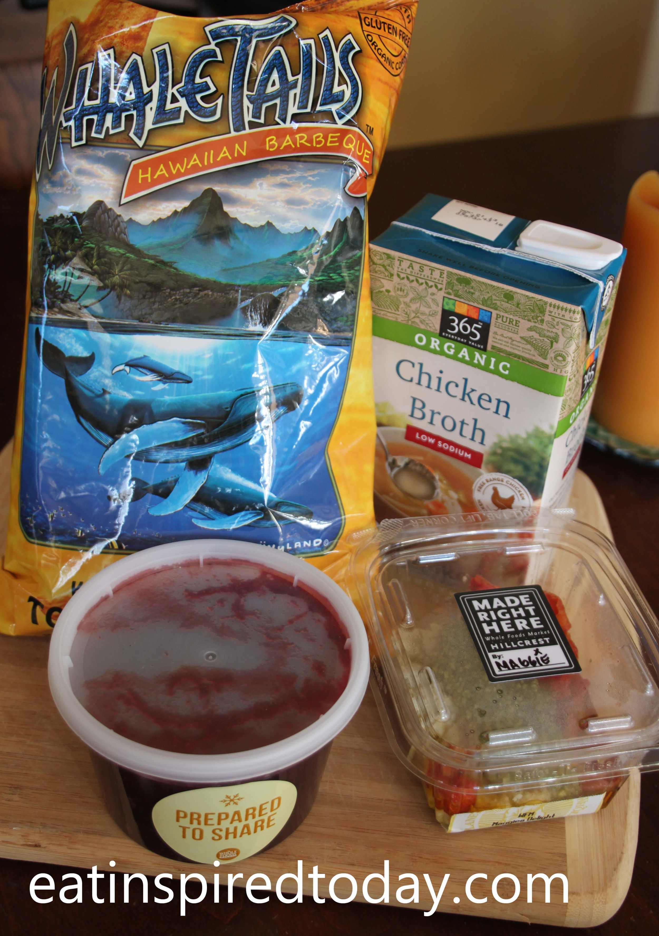 Secret Ingredients WFM Clash of the Cooks Week 1EIT