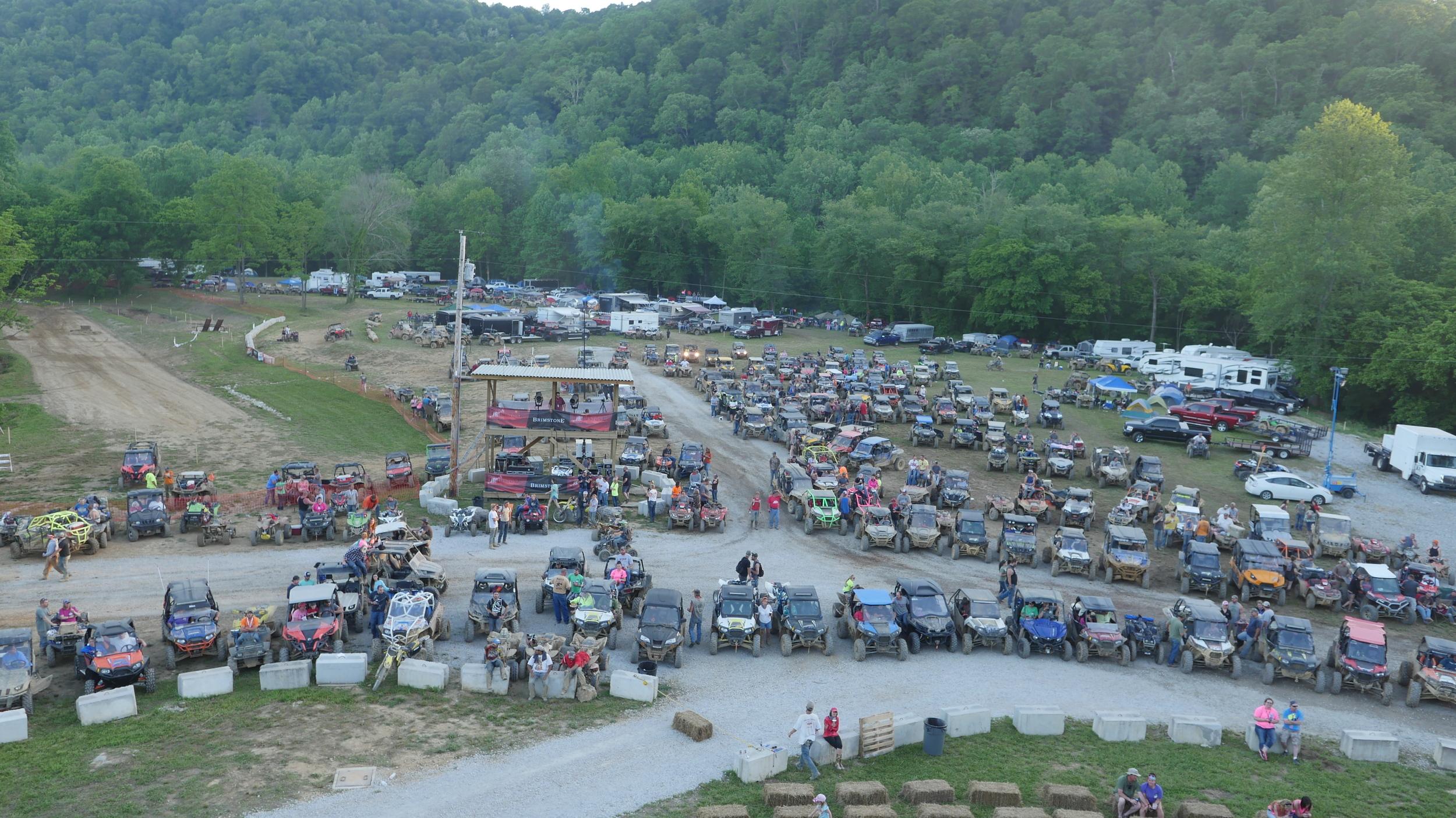 White Knuckle Event Huntsville, TN