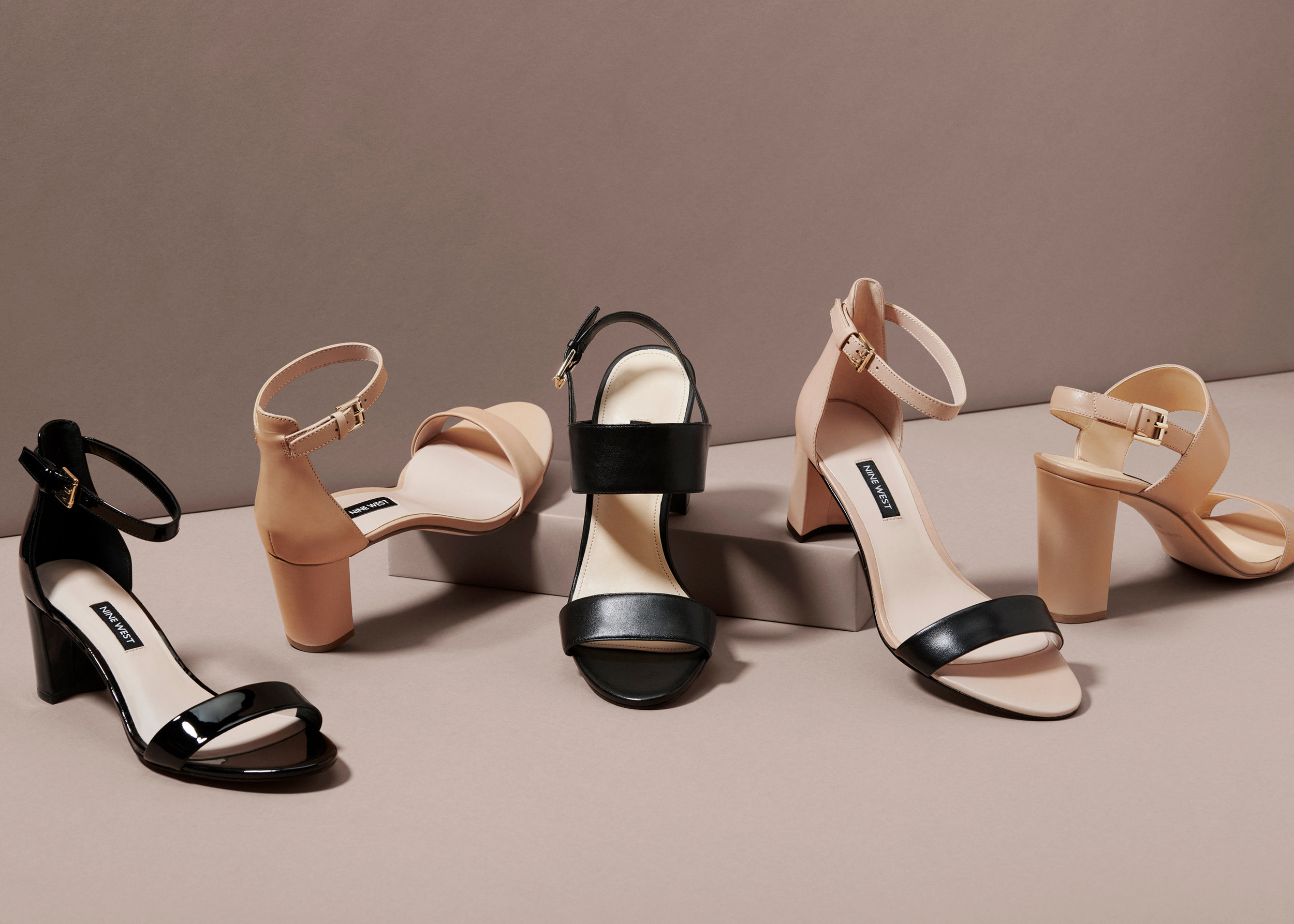 NINE WEST STILL LIFE