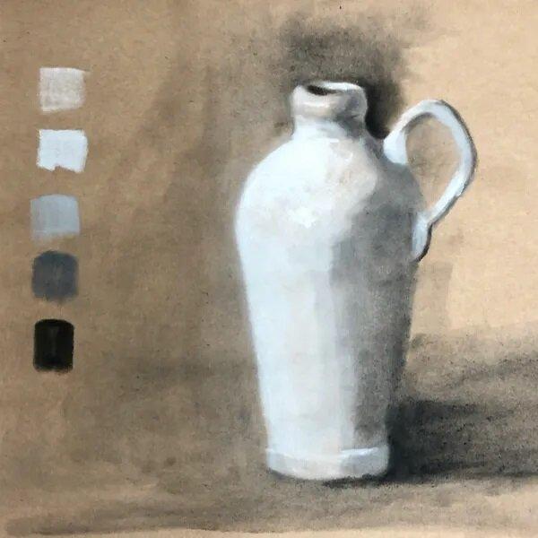 - Foundations on Drawing with Adriana Zubikarai432.00