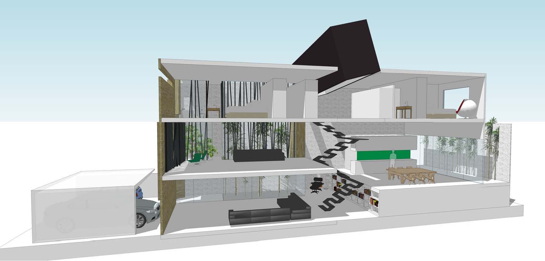 TERRACE HOUSE REMODELLING