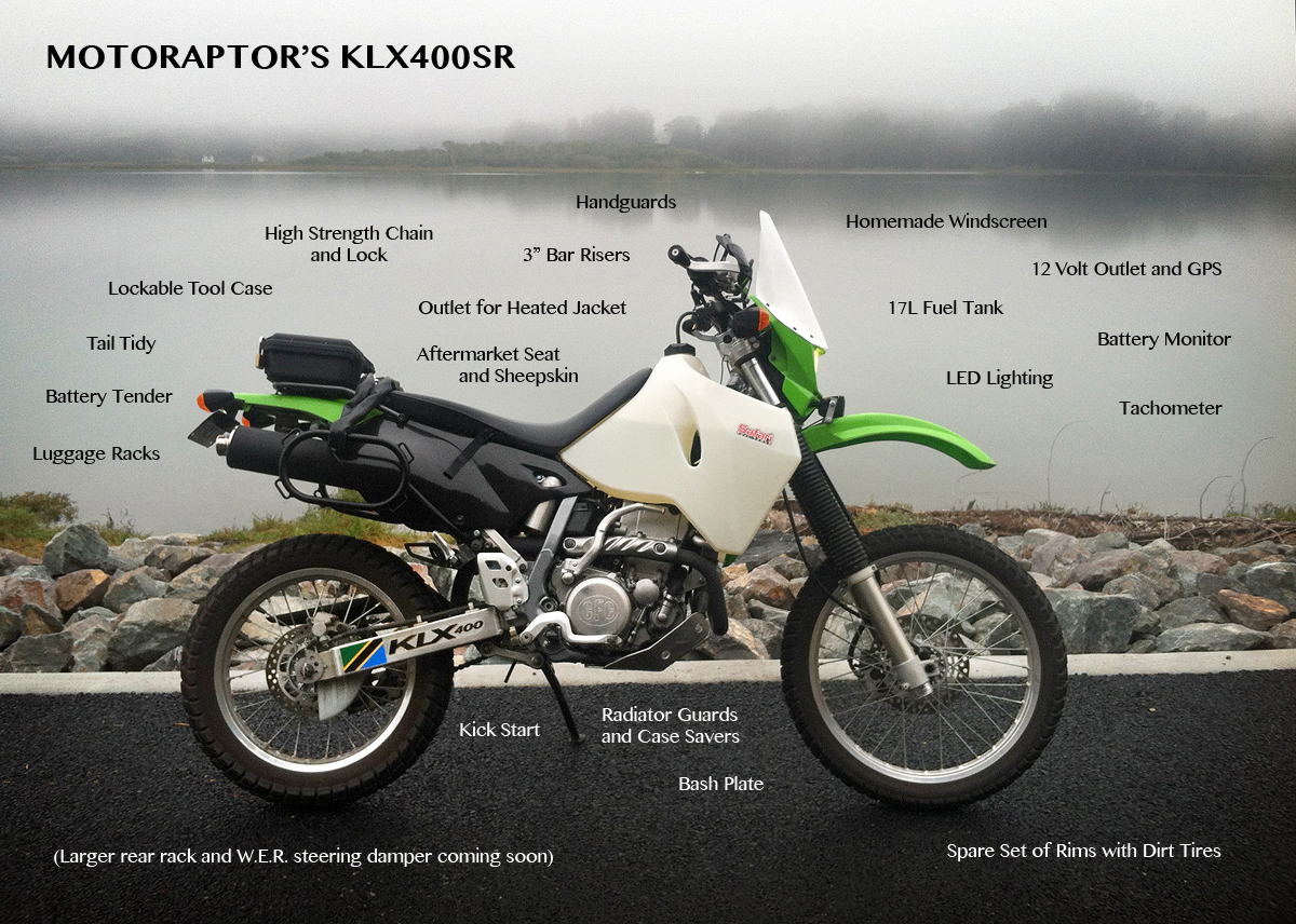 klx after detail