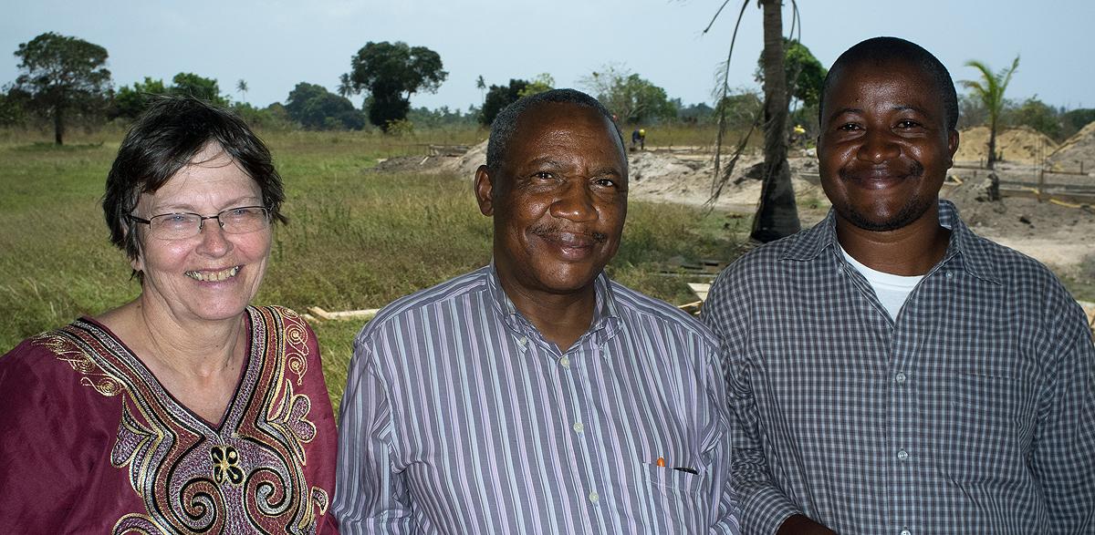 MARY ELLEN KITUNDU, DR. JESSE KITUNDU,AND SELEMANI SHABANI (FOREMAN)