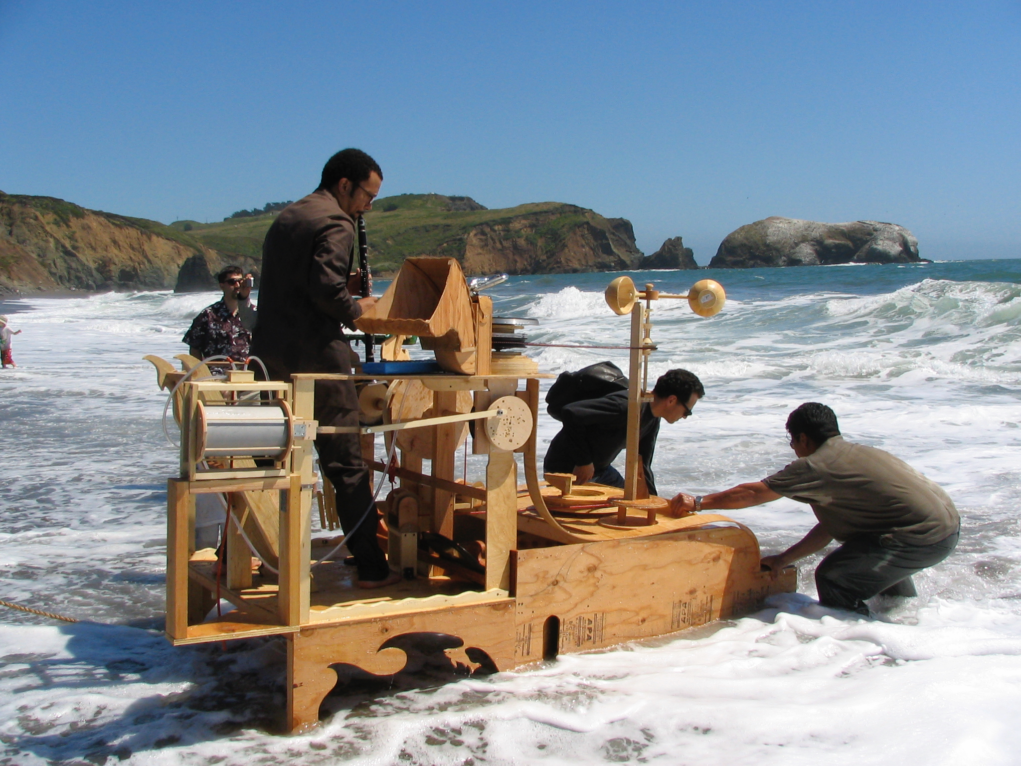 Ocean Edge Device (2006)