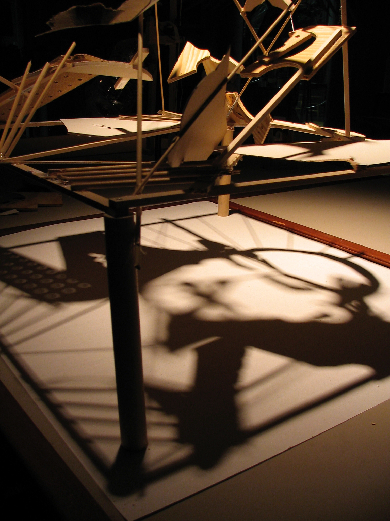 Shadow Painting (2005)