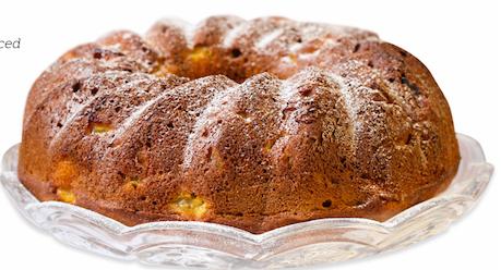Gluten Free Apple Bundt Cake