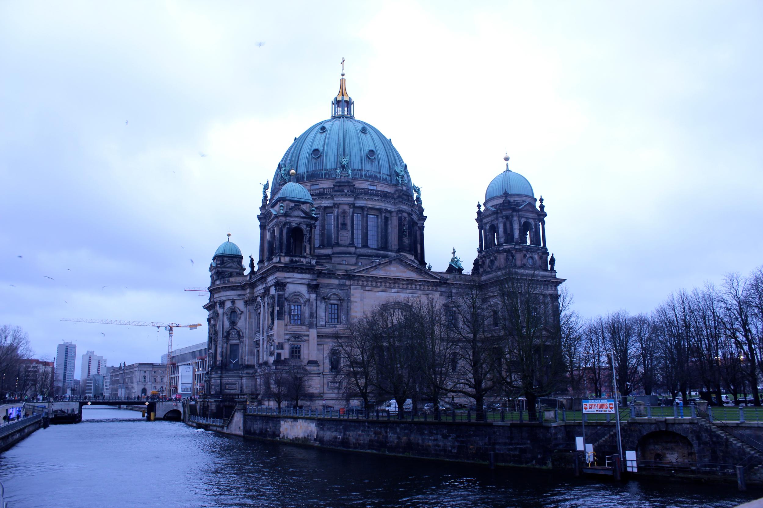 Berliner Dom / Berlin Cathedral