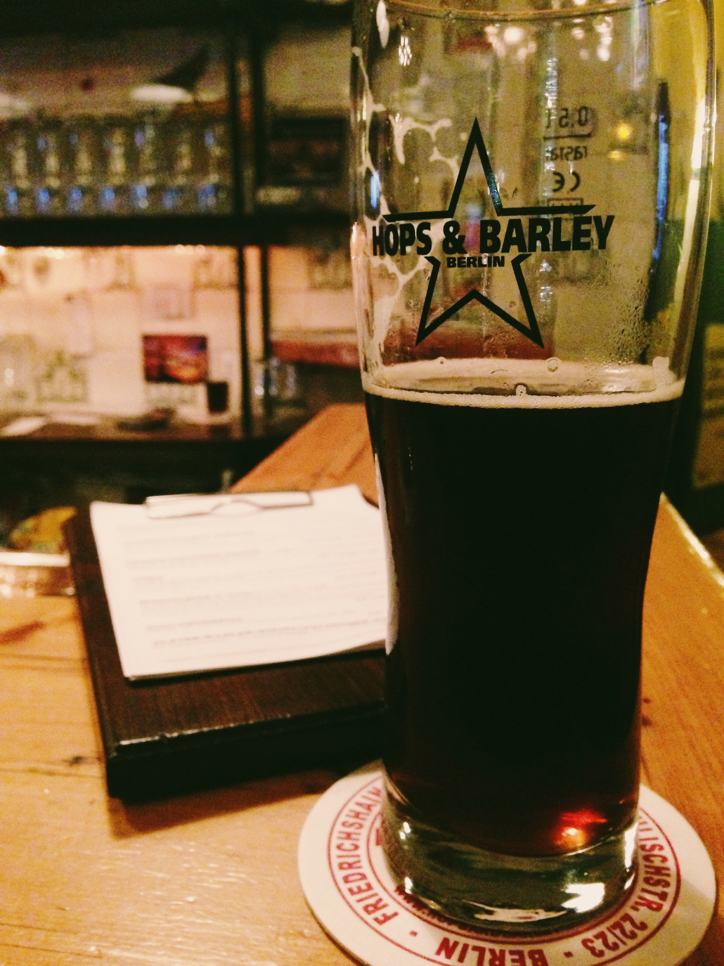 Hops & Barley - awesome craft brewery