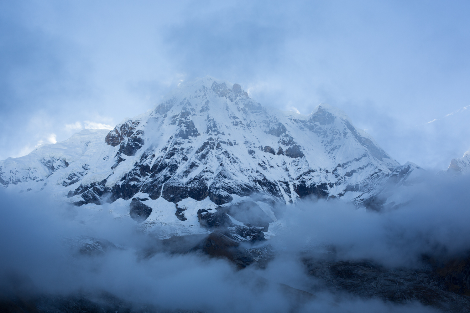 Sidetracked Magazine | Annapurna Sanctuary