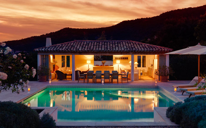 villa tessillac rental cote d'azur south of france rayol-canadel-sur-mer