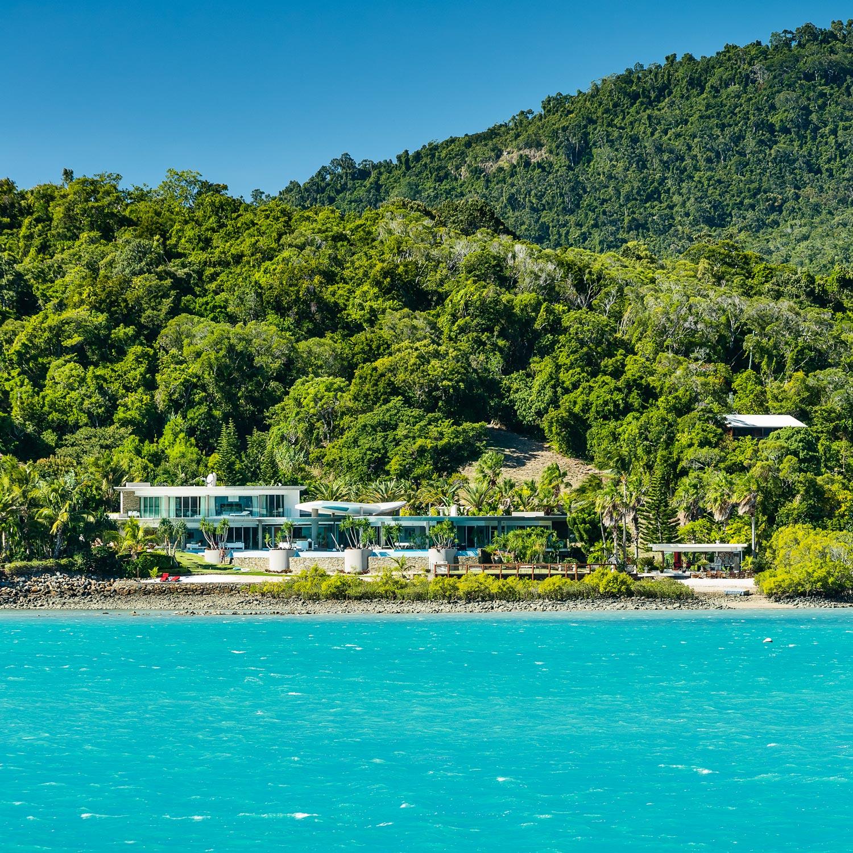 villa aqua whitsunday great barrier reef queensland australia villa for rental