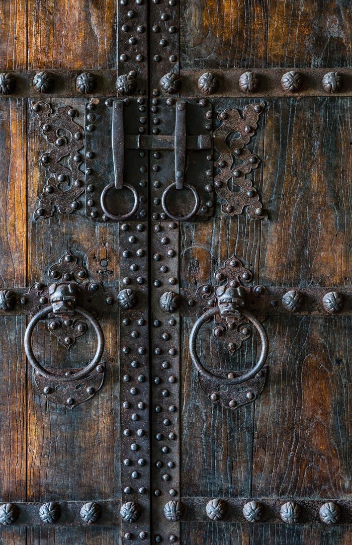 la corniche sydney door detail