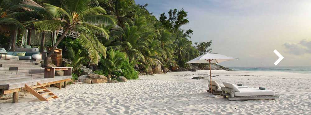 North Island  , Seychelles, Indian Ocean  Sleeps 22 + 20, 11 + 10 Bedrooms, Private Beaches, Luxury Spa, Environmental Preservation    View Villa