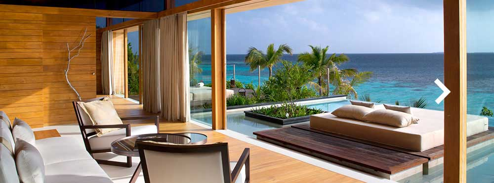 Coco Privé  , Kuda Hithi Island, Maldives, Indian Ocean  Sleeps 14, 7 Bedrooms, Private Beach, Luxury Spa, Water Sports    View Villa