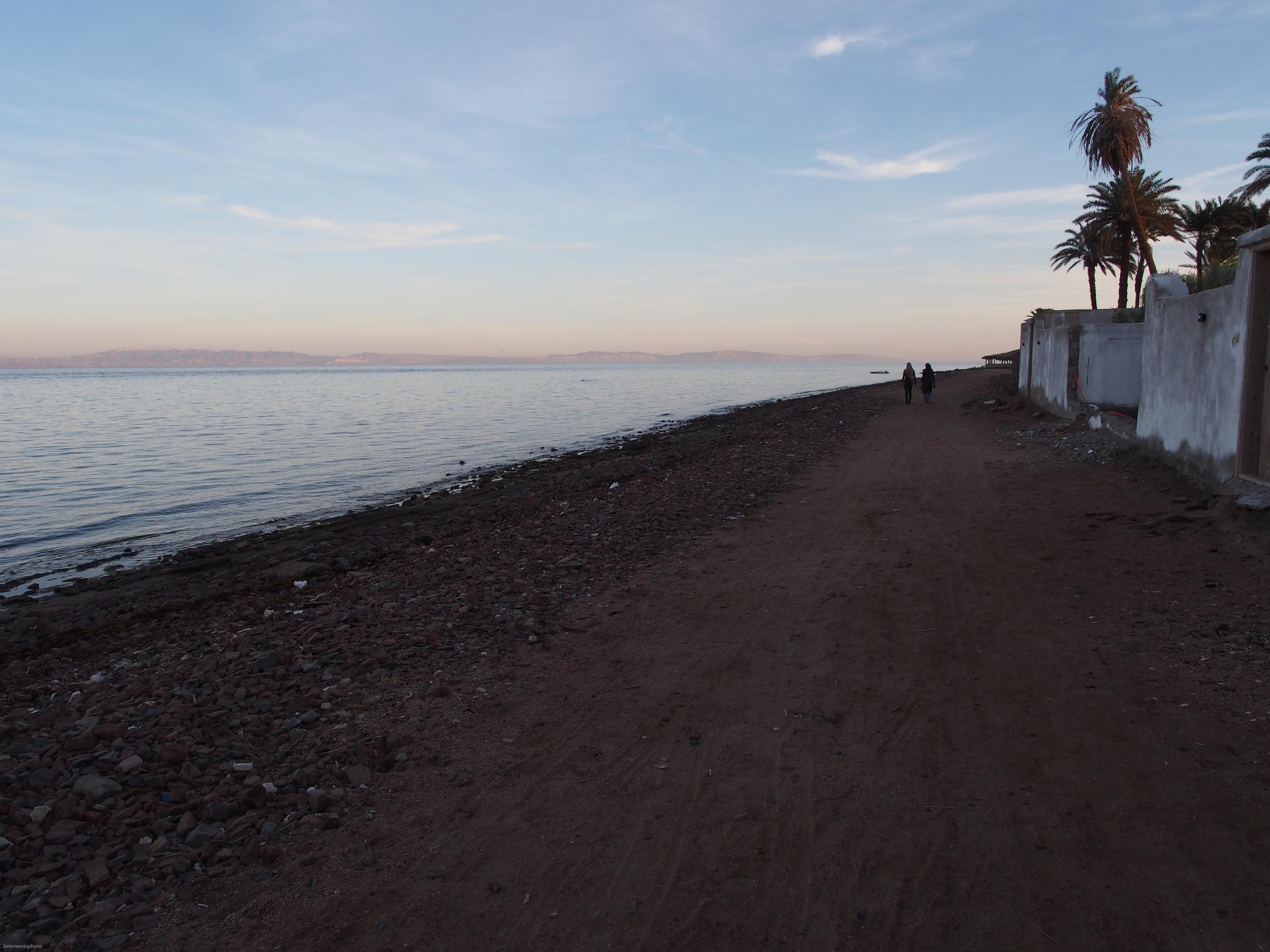 Assalah beach: The epitome of peace and stillness