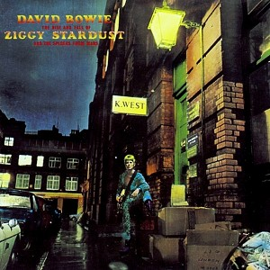 """When Mr Clarke plays David Bowie to a school boy for the first time he feels """"the music seemed to fold around me like a hand and finger its way into my heart... To me it was like a door in my mind opening into another world"""""""