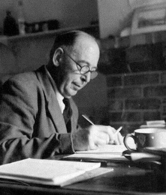 "In her first letter to James she quotes C.S. Lewis ""A book sometimes crosses one's path which is so like the sound of one's native language in a strange country, it feels almost uncivil not to wave some kind of flag in answer."""