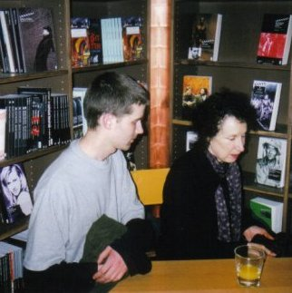 When I met Margaret Atwood on my first trip to London in 1999