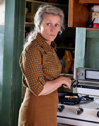 Frances McDormand so perfectly embodied the character of Olive in the miniseries based on the first novel I'd love to see her reprise the role in an adaptation of this new novel.