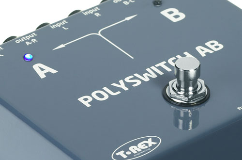 → T-REX EFFECTS ← Pedals for guitar and bass players!